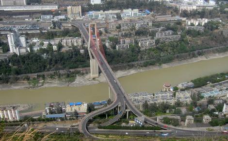 Sidebar bingcaogang bridge panzhihua meitu 2