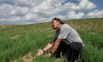 Aside tibetan village s battle against desertification 1