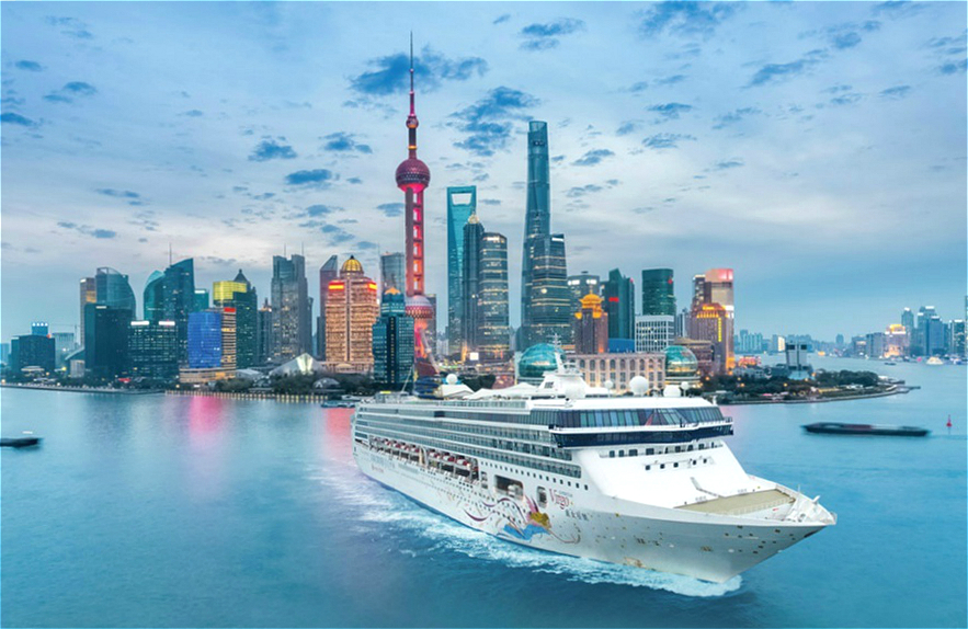 pollution lurks behind cruise ship luxury china dialogue