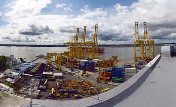 Aside buenaventura port 2400