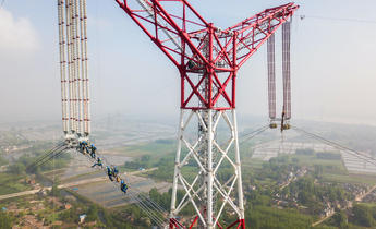 Aside w6dex8 ultra high voltage power lines in china
