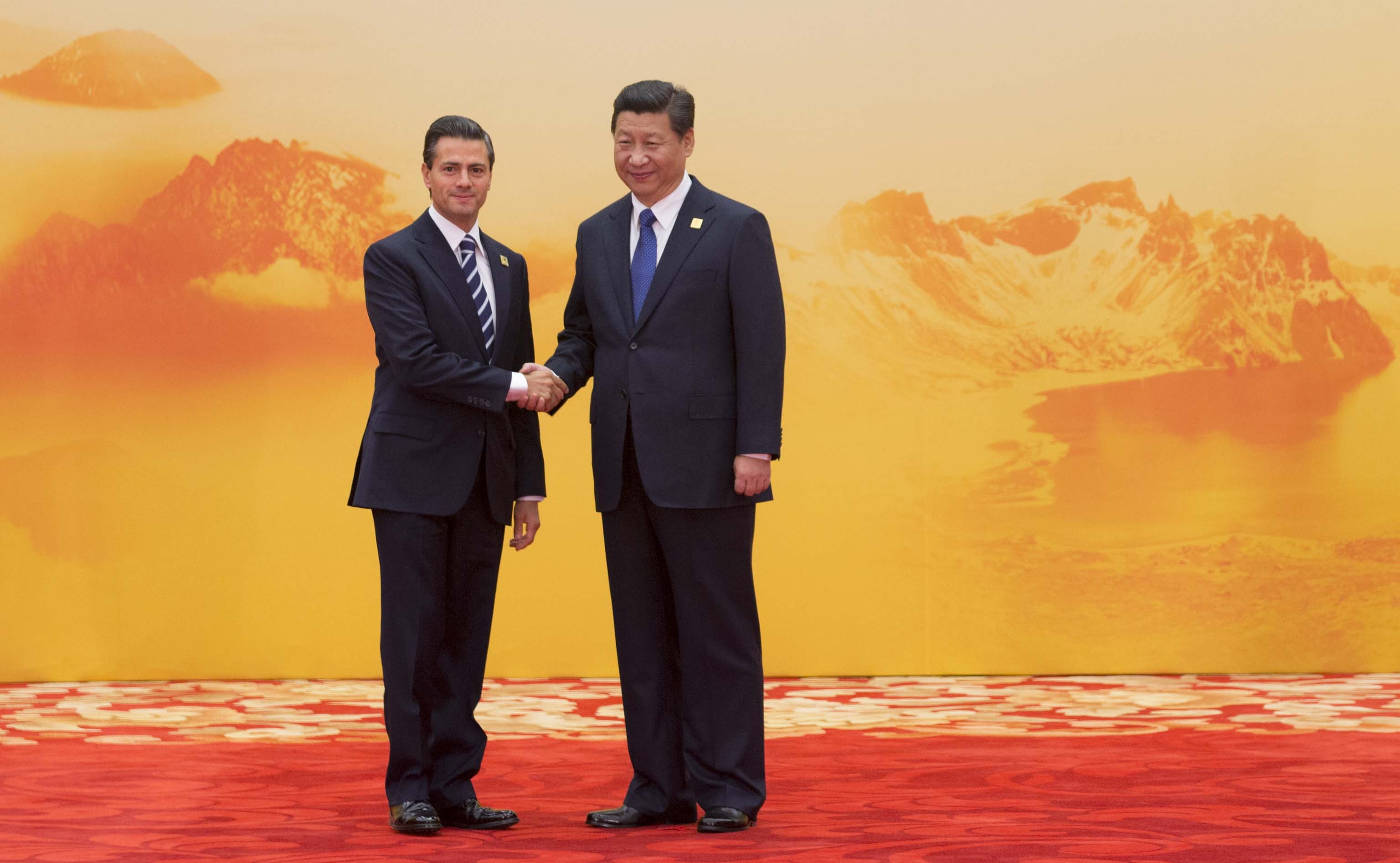 Mexico Looks To Boost Trade With China As Nafta Talks Falter China