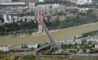 Aside bingcaogang bridge panzhihua meitu 2