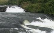 Aside bujagali falls