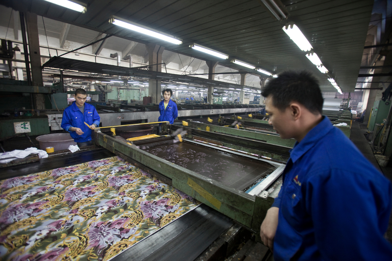 Textile industry under pressure to detox fashion | China