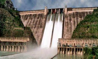 Aside bhakra dam