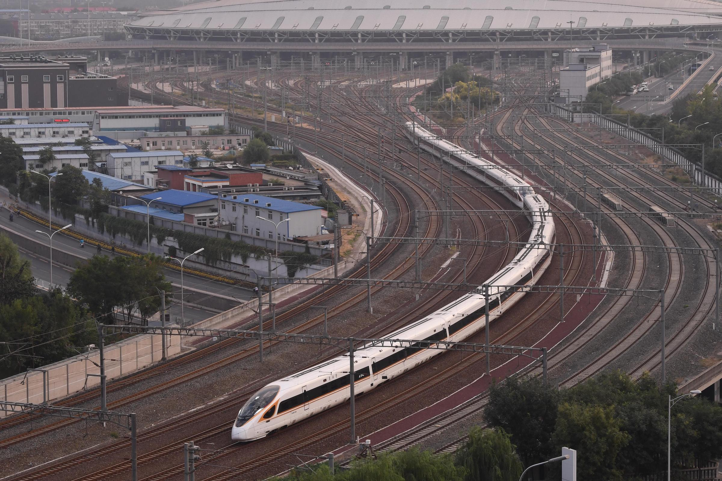 How green is China's high-speed rail? | China Dialogue