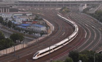 Aside k916jm chinas high speed rail