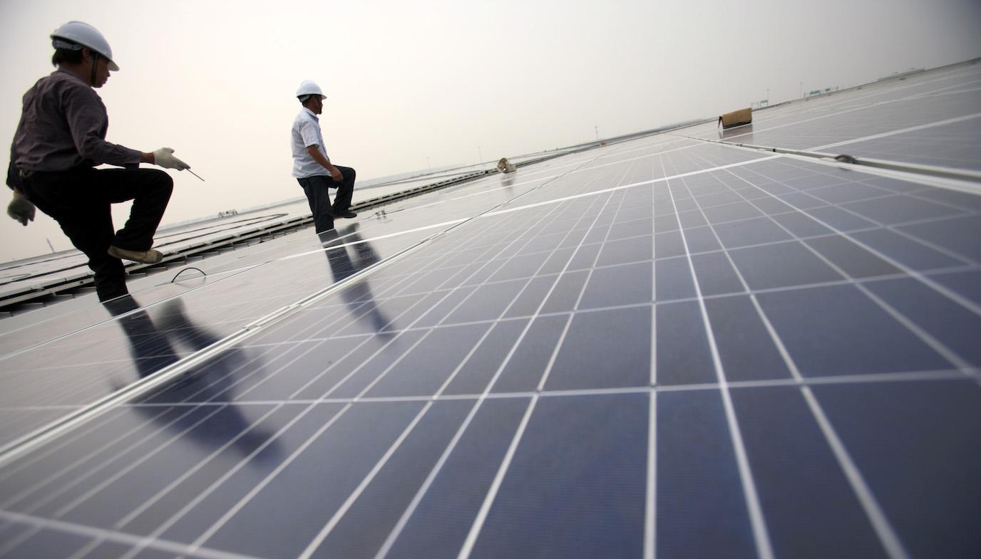 Nicholas Stern: 'The world cannot go net zero unless China does'