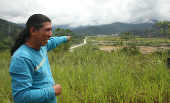 Aside chinese owned gold mine in ecuador main image