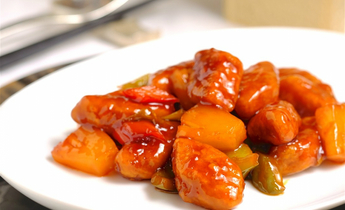 Index sweet and sour omnipork sharpened