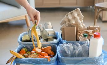Index tberj6 household waste sorting