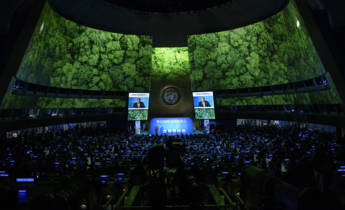 Aside opening of un climate action summit 2019