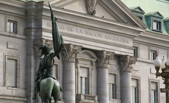 Aside central bank burns thorugh reserves as argentina in crisis buenos aires