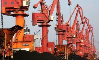 Aside 2a60gk6 coal at lianyungang port