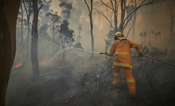 Aside were australian bushfires caused by climate change header image