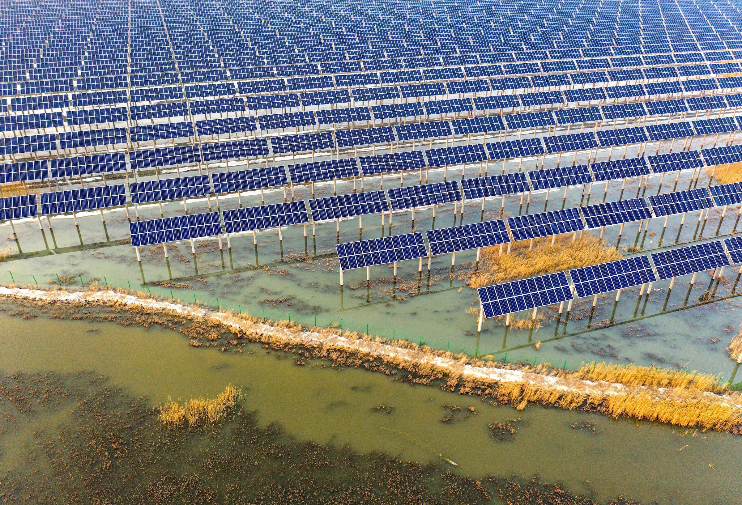 Despite coronavirus, China aims for renewables grid parity