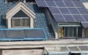 Aside solar power hm