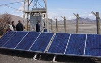 Index solar panel large