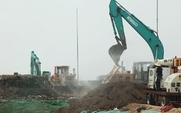 Aside beijing landfill large