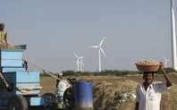Index india wind farm large
