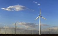 Index wind farm china investment risk 1305 large