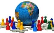 Aside globe climate puzzle large