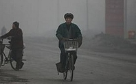 Index coal air pollution large