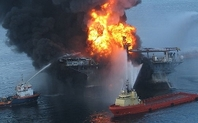 Index 800px deepwater horizon offshore drilling unit on fire 2010 large