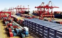 Index tianjin port cap and trade large