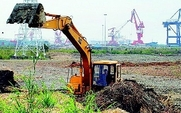 Aside huizhou reclamation