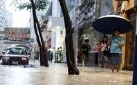 Index hongkong floods