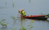 Index tonle sap lake large