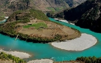 Index nu river china large