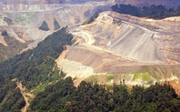 Index mountaintop removal mining