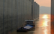 Aside last ditch plea on yangtze dam large