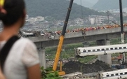 Aside 426 train crash baidu