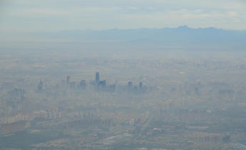 Aside f5rh7k smog above the beijing skyline