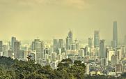 Aside 426 guangzhou skyline