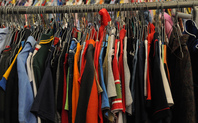 Index clothes recycling