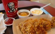 Aside food sector kfc
