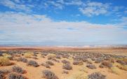 Aside desert
