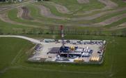 Aside fracking