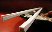 Aside chopsticks