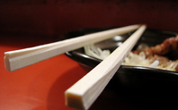 Index chopsticks