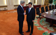 Index 480 john kerry is greeted by chinese president xi jinping