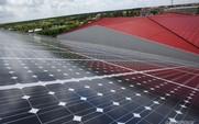 Aside solar shanghai