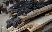 Aside coal cakes