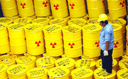 Aside nuclear waste storage us urgent