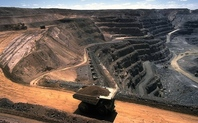 Index strip coal mining
